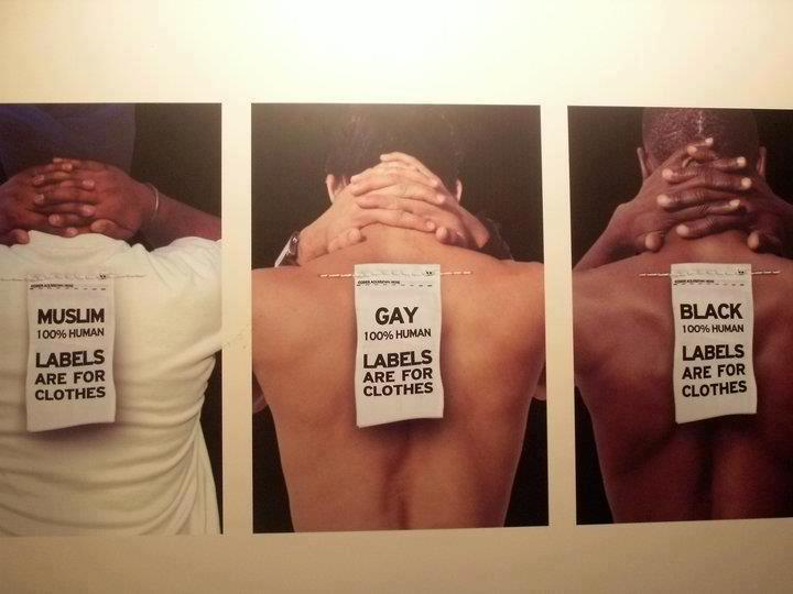 human label
